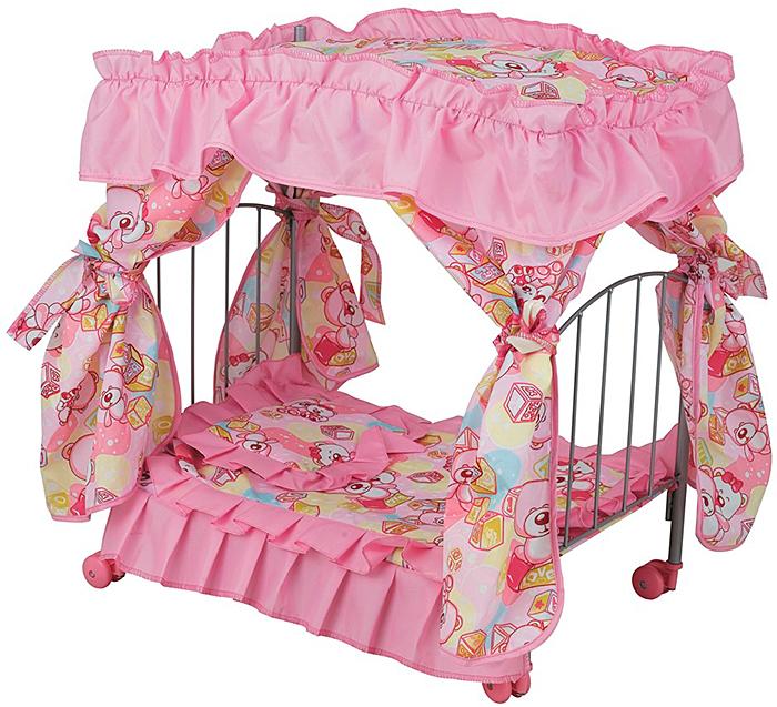 Кроватка для куклы Buggy Boom - Детские кроватки для кукол, артикул: 126589