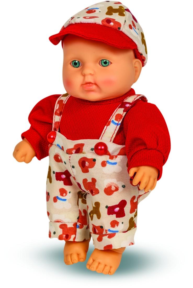 Кукла Карапуз мальчик, 20 смРусские куклы фабрики Весна<br>Кукла Карапуз мальчик, 20 см<br>