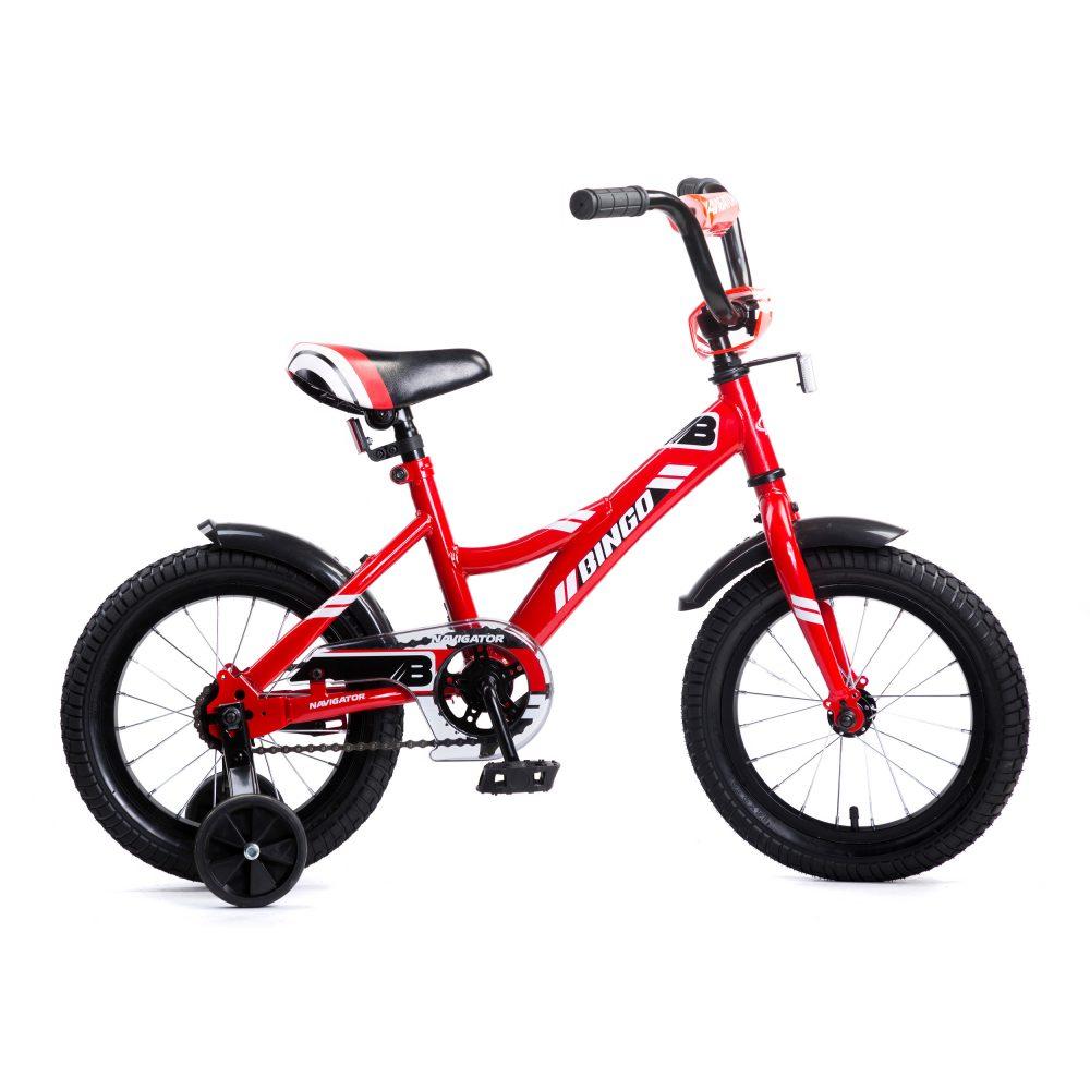 Купить Детский велосипед Bingo, колеса 14 дюйм, Navigator