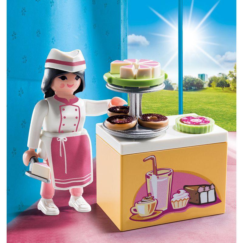 Купить Игровой набор – Экстра-набор: Шеф-кондитер, Playmobil