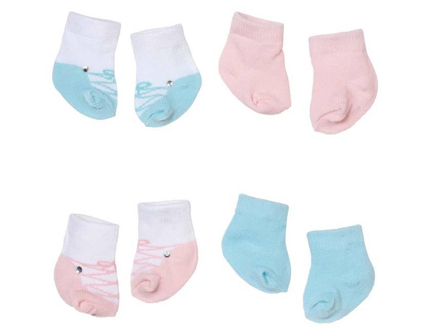 Носочки для куклы, Baby Annabell. Носочки 2 пары - Куклы и пупсы, артикул: 87577
