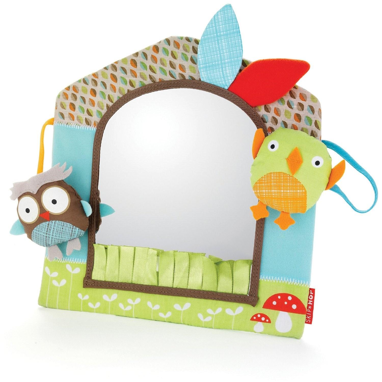 Развивающая игрушка Домик-зеркальцеДетские погремушки и подвесные игрушки на кроватку<br>Развивающая игрушка Домик-зеркальце<br>