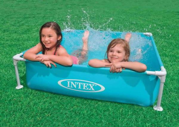Каркасный бассейнДетские надувные бассейны<br>Каркасный бассейн<br>