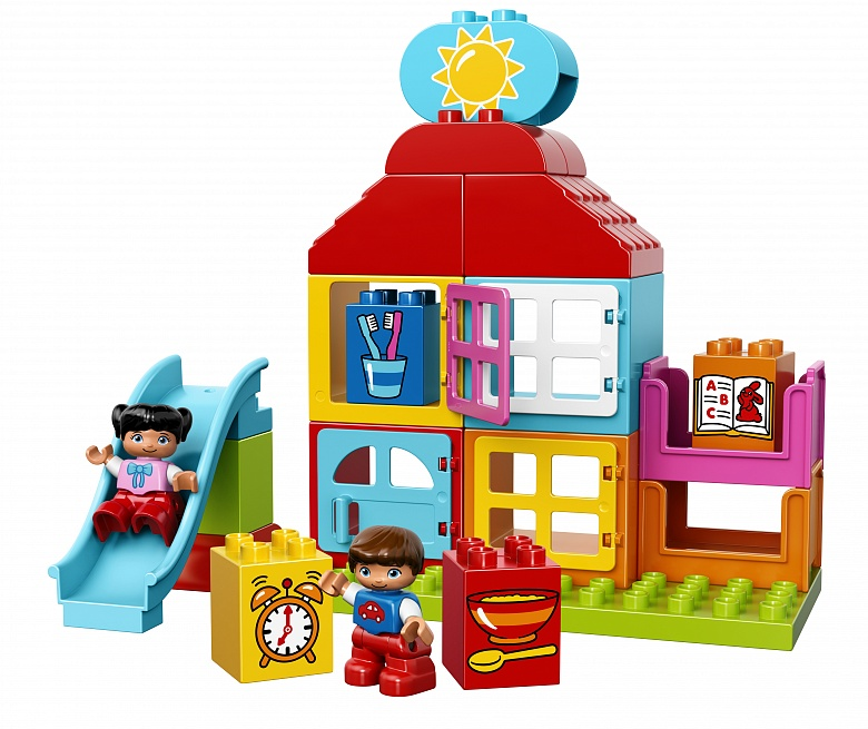 Lego Duplo. Мой первый игровой домик - Конструкторы LEGO, артикул: 114440