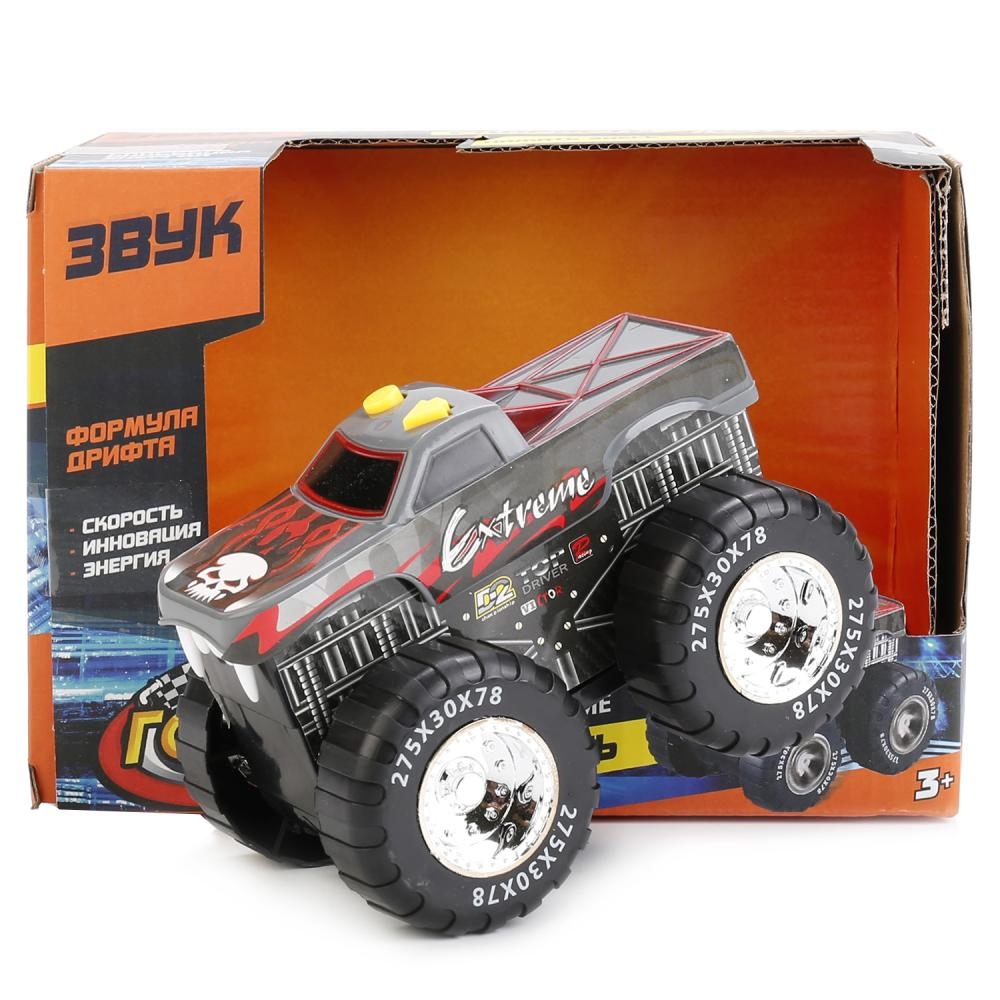 Купить Машина гоночная на батарейках, озвученная, Играем вместе