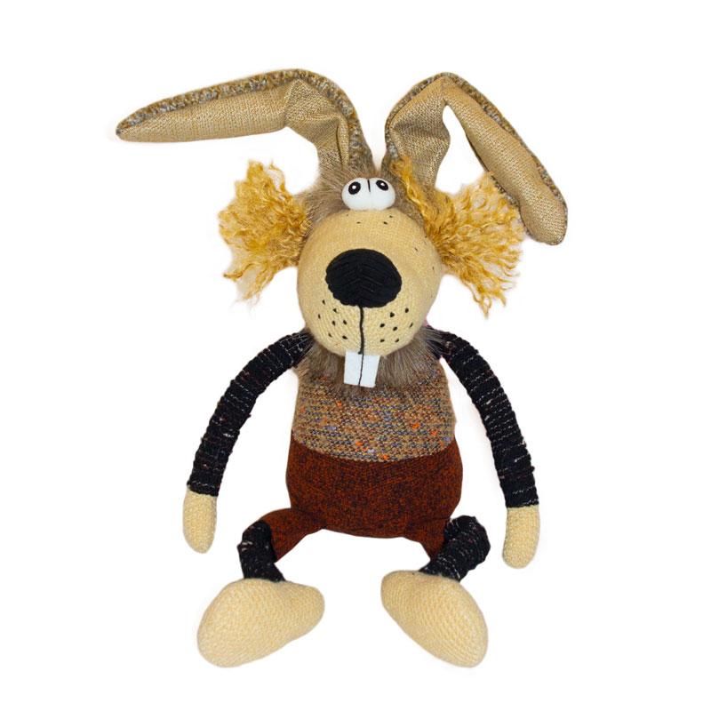 Мягкая игрушка – Кролик РобинЗайцы и кролики<br>Мягкая игрушка – Кролик Робин<br>