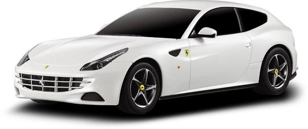 картинка Машина на р/у – Ferrari FF, 1:24, белый от магазина Bebikam.ru