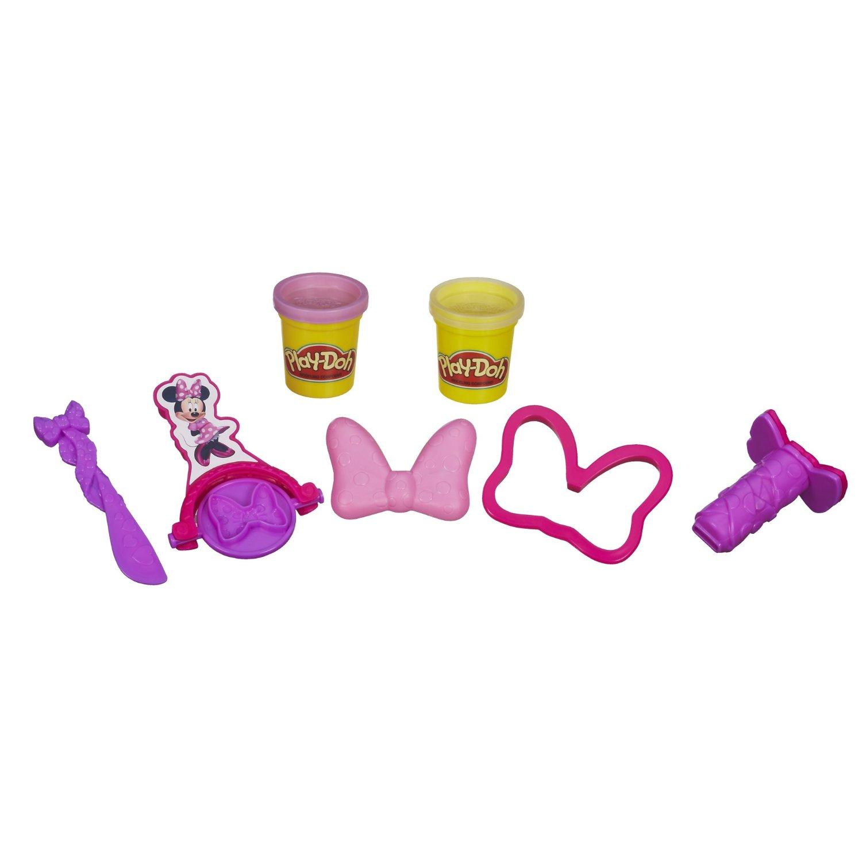 Игровой набор пластилина Play-Doh Минни МаусПластилин Play-Doh<br>Игровой набор пластилина Play-Doh Минни Маус<br>