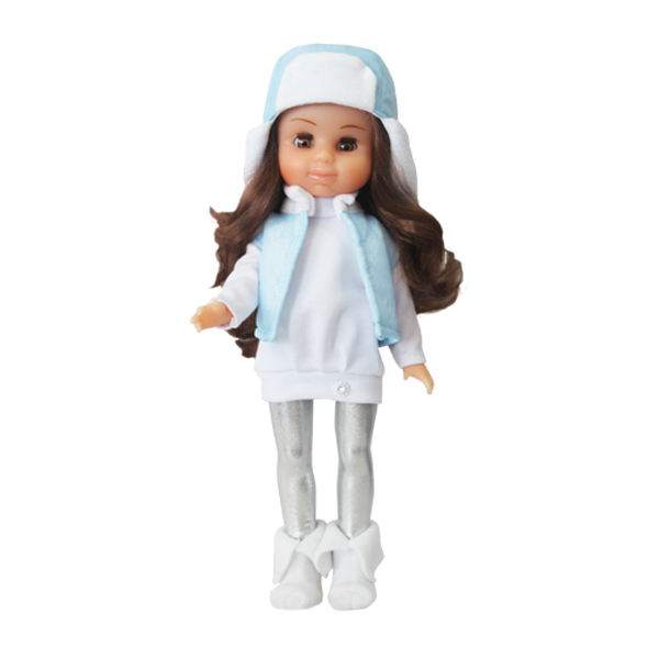 Кукла Кира 36 смРусские куклы фабрики Весна<br>Кукла Кира 36 см<br>