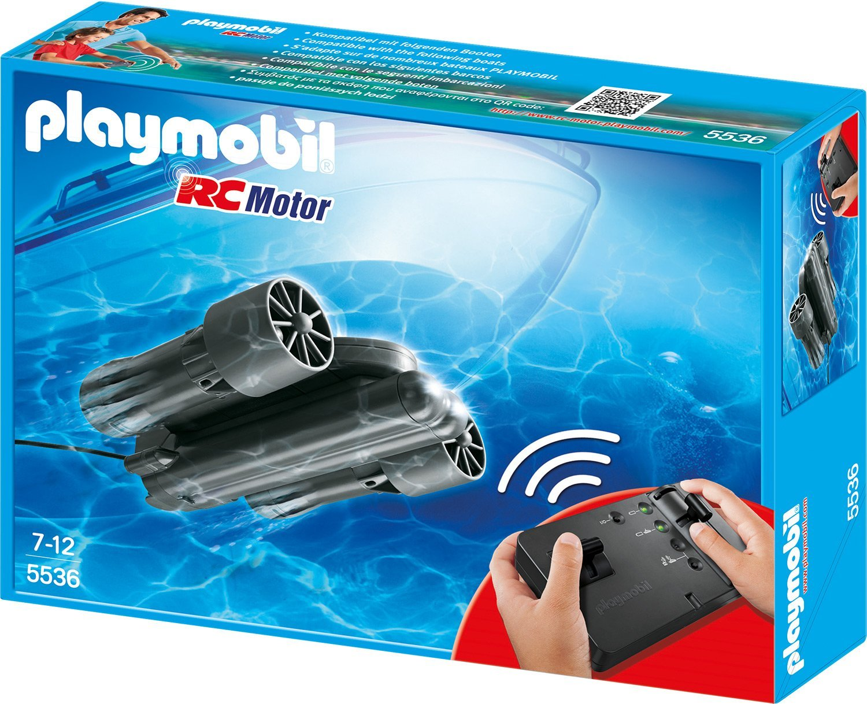 Радиоуправляемый подводный мотор - Конструкторы Playmobil, артикул: 159054