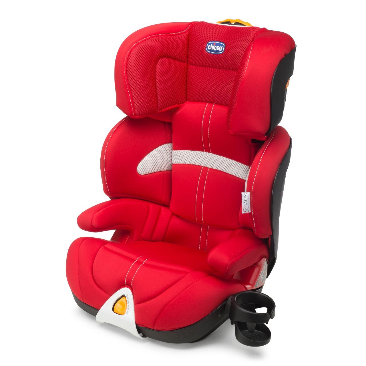 Автомобильное кресло Oasis – Race, группа 2/3, 15-36 кг.