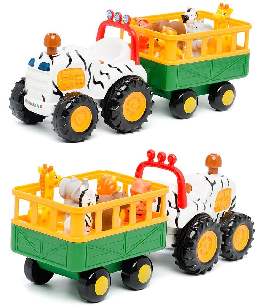 Развивающий игровой центр - СафариРазвивающие игрушки KIDDIELAND<br>Развивающий игровой центр - Сафари<br>