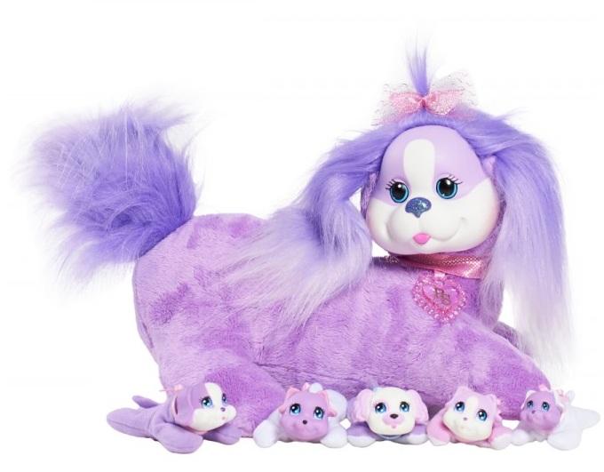 Собачка Кэнди и ее щенки - Интерактивные животные, артикул: 124243