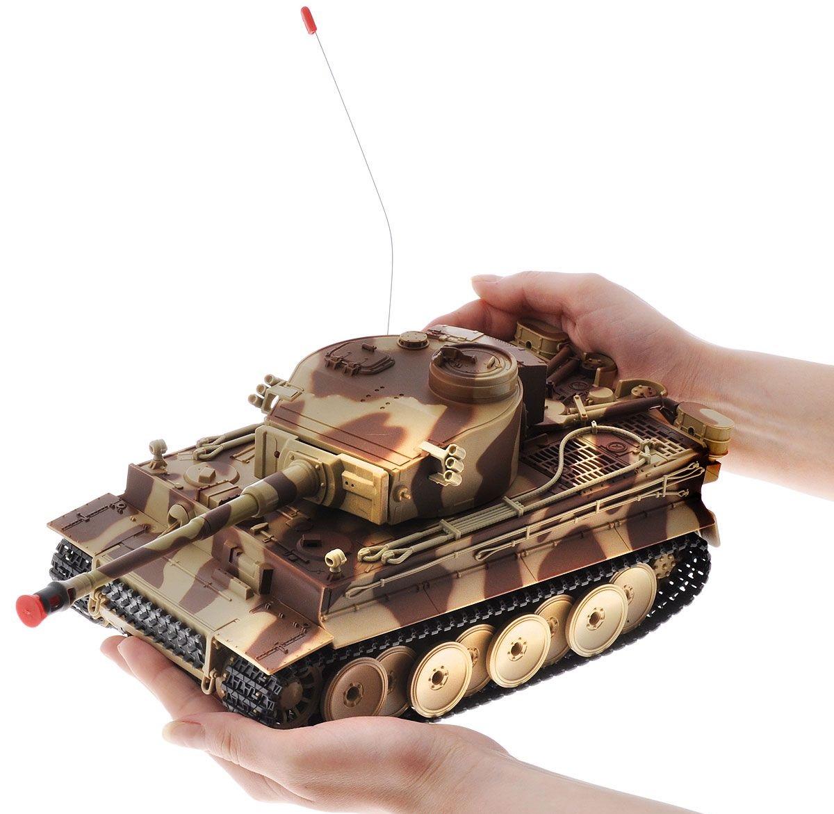 Стреляющий танк на радиоуправленииРадиоуправляемые танки<br>Стреляющий танк на радиоуправлении<br>