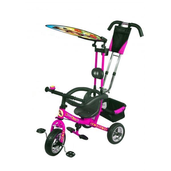 Купить Детский трехколесный велосипед «Маша и Медведь», Lexus Trike
