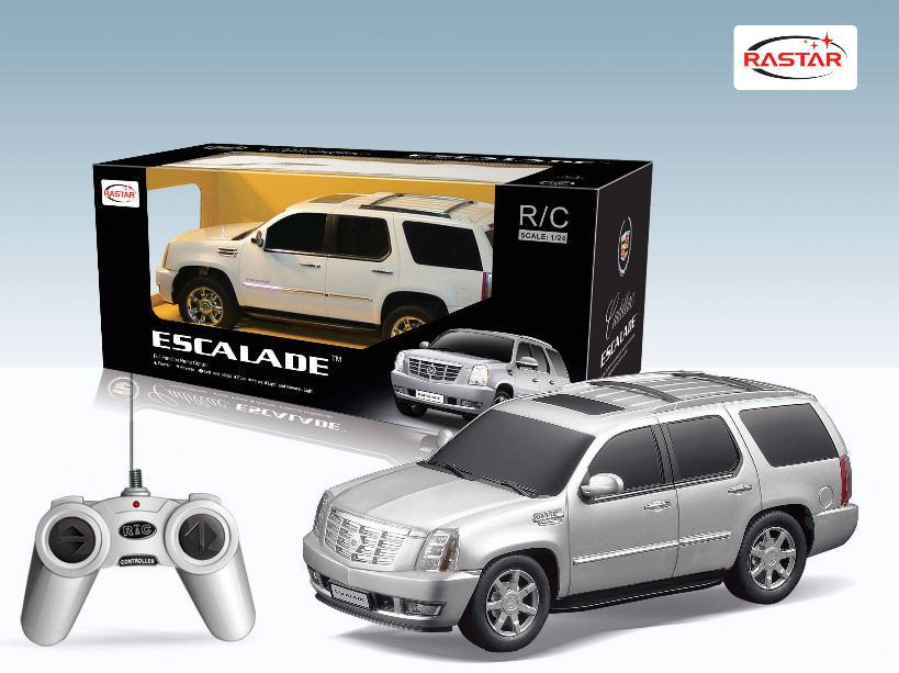 Радиоуправляемая машина Cadillac Escalade, масштаб 1:24Машины на р/у<br>Радиоуправляемая машина Cadillac Escalade, масштаб 1:24<br>