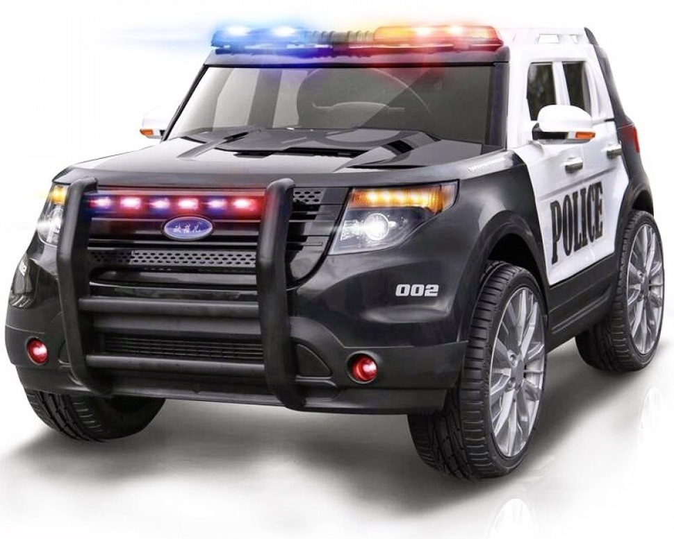 Купить Электромобиль Ford Explorer - Police, ToyLand