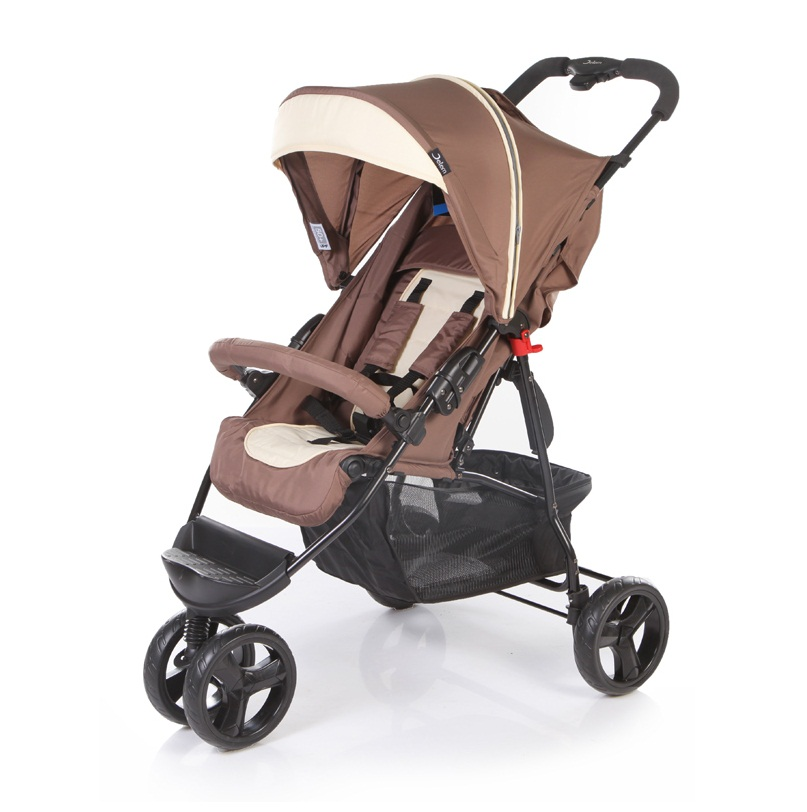 Коляска прогулочная Mira LiteДетские коляски Capella Jetem, Baby Care<br>Коляска прогулочная Mira Lite<br>