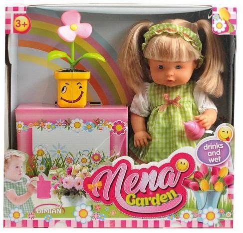 Кукла из серии Baby Nena с цветком, 36 см.Пупсы<br>Кукла из серии Baby Nena с цветком, 36 см.<br>