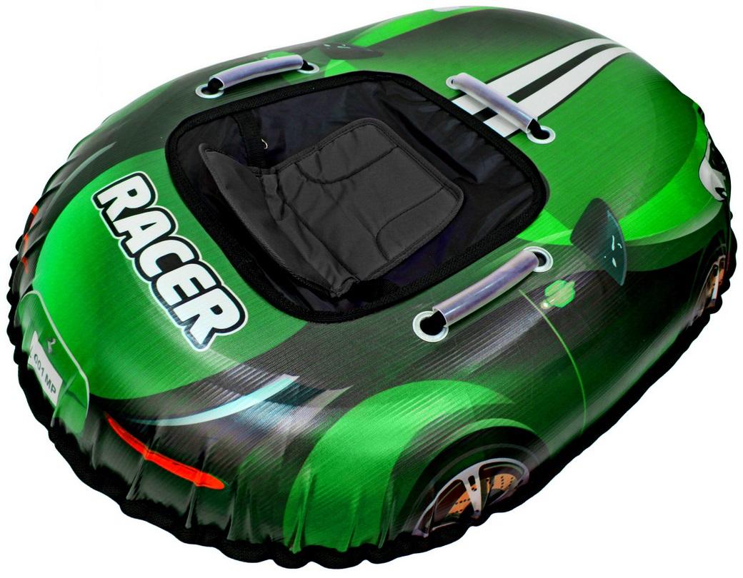 тюбинг зеленый