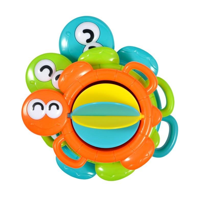 Игрушка-мельница для купания - Водные черепашкиВсе для песочницы<br>Игрушка-мельница для купания - Водные черепашки<br>