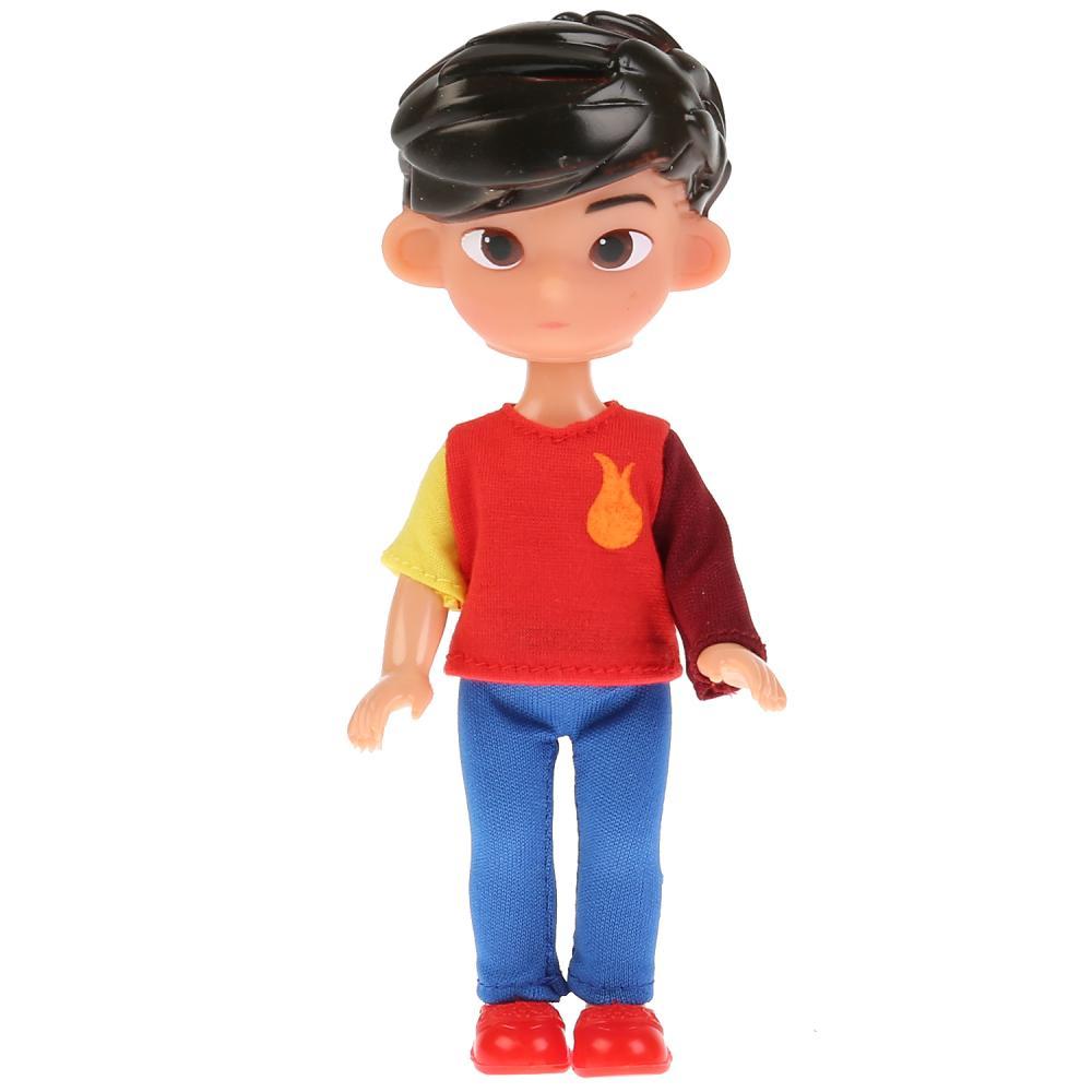 Купить Кукла Сказочный патруль - Саша Абрикосов, 15 см, Карапуз