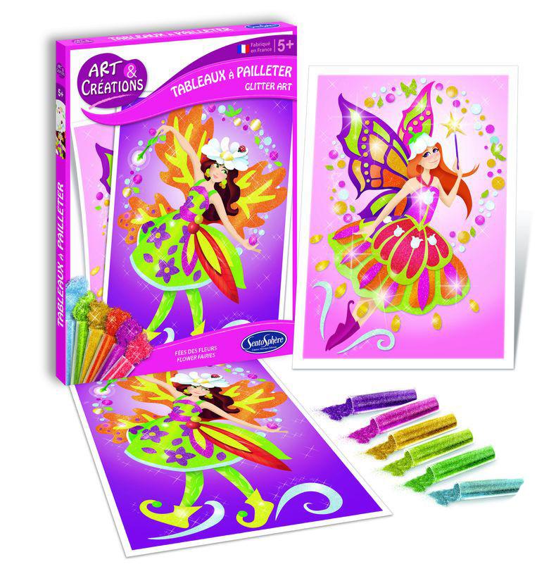Купить Набор для детского творчества Art & Creations - Феи, SentoSpherE