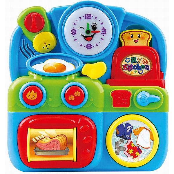 Развивающая игрушка - Маленькая кухняРазвивающие игрушки PlayGo<br>Развивающая игрушка - Маленькая кухня<br>