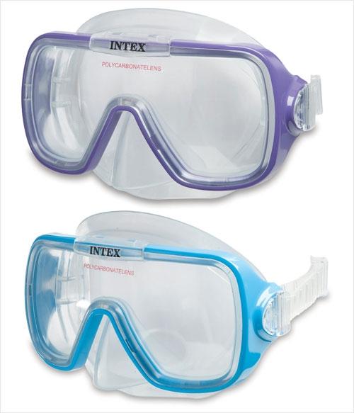 Купить Маски для плавания Wave Rider, Intex