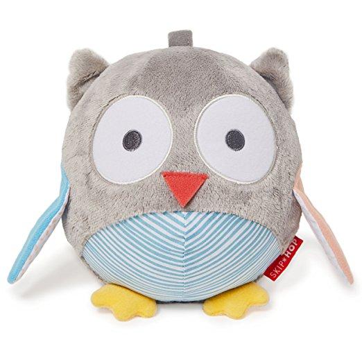 Развивающая игрушка - СоваДетские погремушки и подвесные игрушки на кроватку<br>Развивающая игрушка - Сова<br>