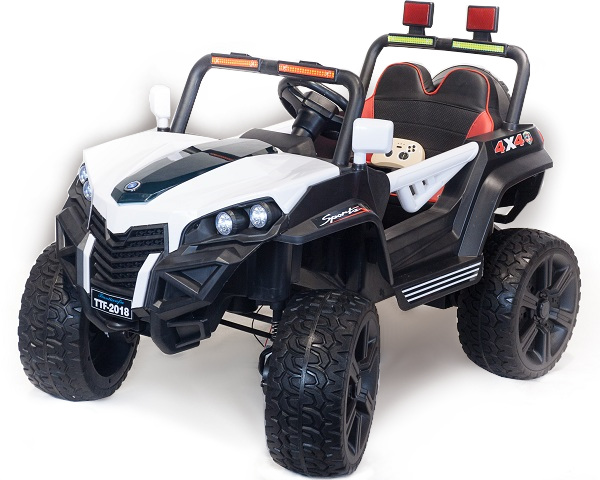 Купить Багги 2018 4х4 ToyLand, белого цвета