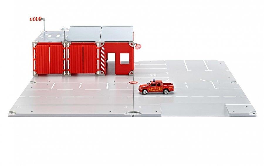 Купить Игровой набор Пожарная бригада- Siku World