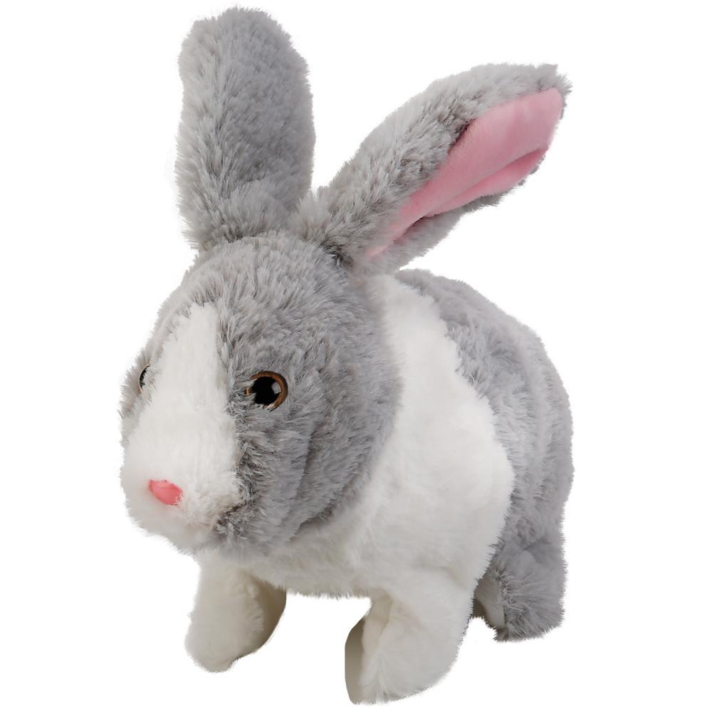 Купить Интерактивный кролик My Friends - Клевер с морковкой, 5 функций