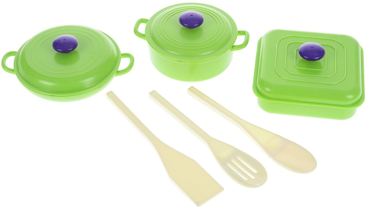 Набор посуды «Помогаю маме», 9 предметовАксессуары и техника для детской кухни<br>Набор посуды «Помогаю маме», 9 предметов<br>