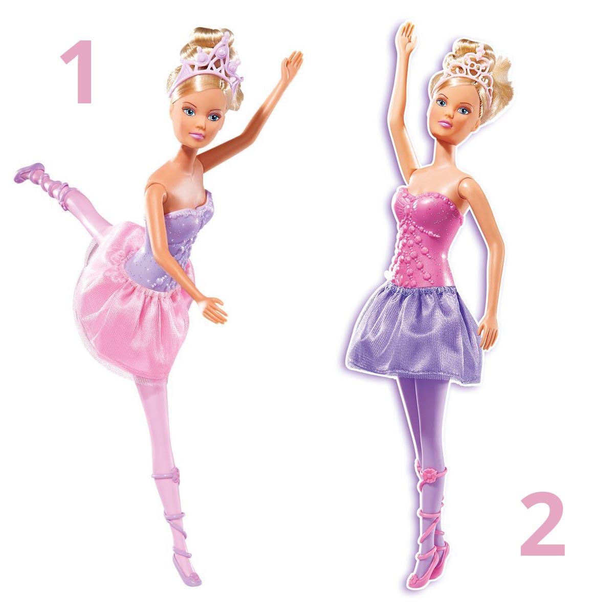 Кукла Штеффи балерина, 29 смКуклы Steffi (Штеффи)<br>Кукла Штеффи балерина, 29 см<br>