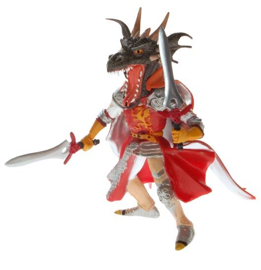 Купить Фигурка Человек огненного дракона, Papo
