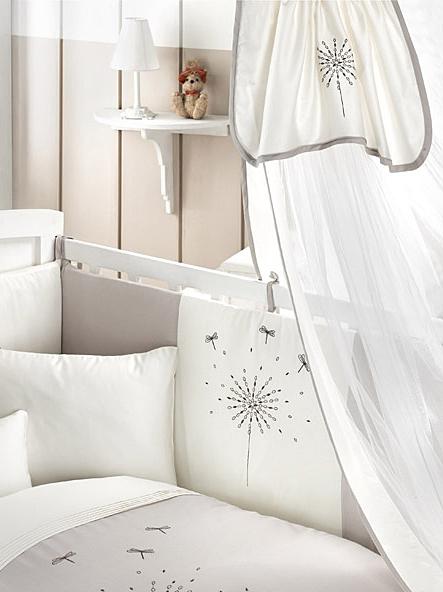 Балдахин серии My Flore, размер 150 х 450 см.Детское постельное белье<br>Балдахин серии My Flore, размер 150 х 450 см.<br>