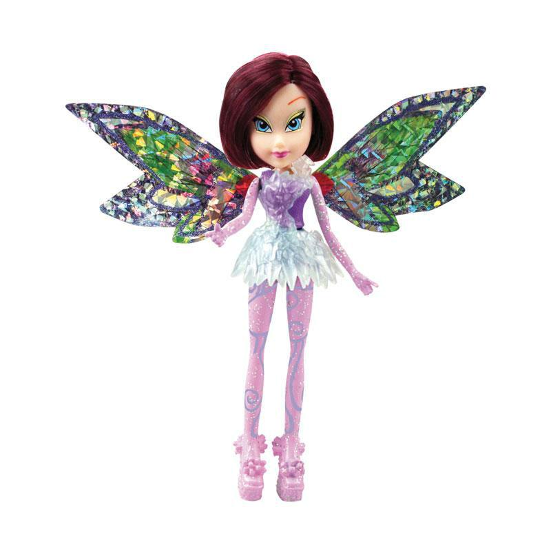 Мини-фигурка из серии Winx Club Тайникс – Tecna, 12 см.Куклы Винкс (Winx)<br>Мини-фигурка из серии Winx Club Тайникс – Tecna, 12 см.<br>