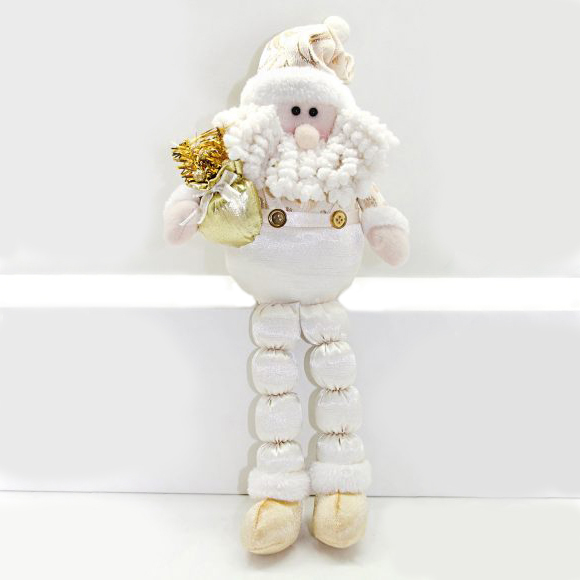 Кукла - Дед Мороз, 43 смМягкие куклы<br>Кукла - Дед Мороз, 43 см<br>