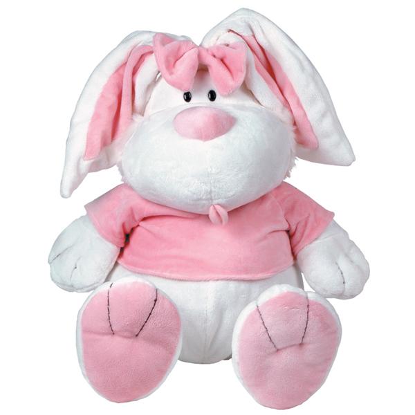 Кролик Белый сидячий 71смБольшие игрушки (от 50 см)<br>Кролик Белый сидячий 71см<br>