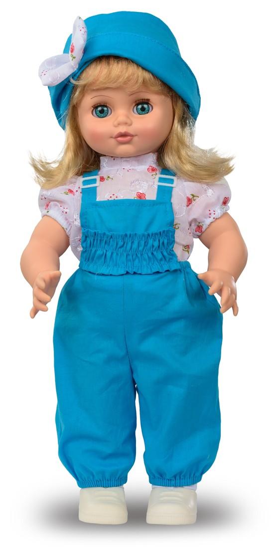 Кукла Инна 10, звукРусские куклы фабрики Весна<br>Кукла Инна 10, звук<br>