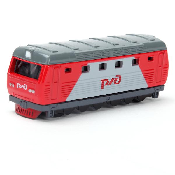 Поезд металлический, 7см.Детская железная дорога<br>Поезд металлический, 7см.<br>