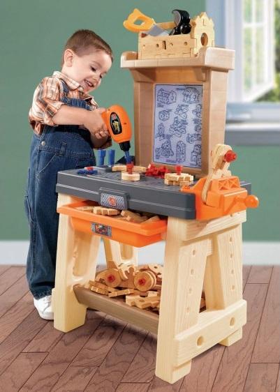 Step 2 Верстак - Умелые рукиДетские мастерские, инструменты<br>Step 2 Верстак - Умелые руки<br>