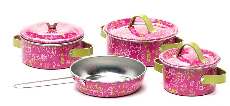 Набор посуды, 7 предметовАксессуары и техника для детской кухни<br>Набор посуды, 7 предметов<br>