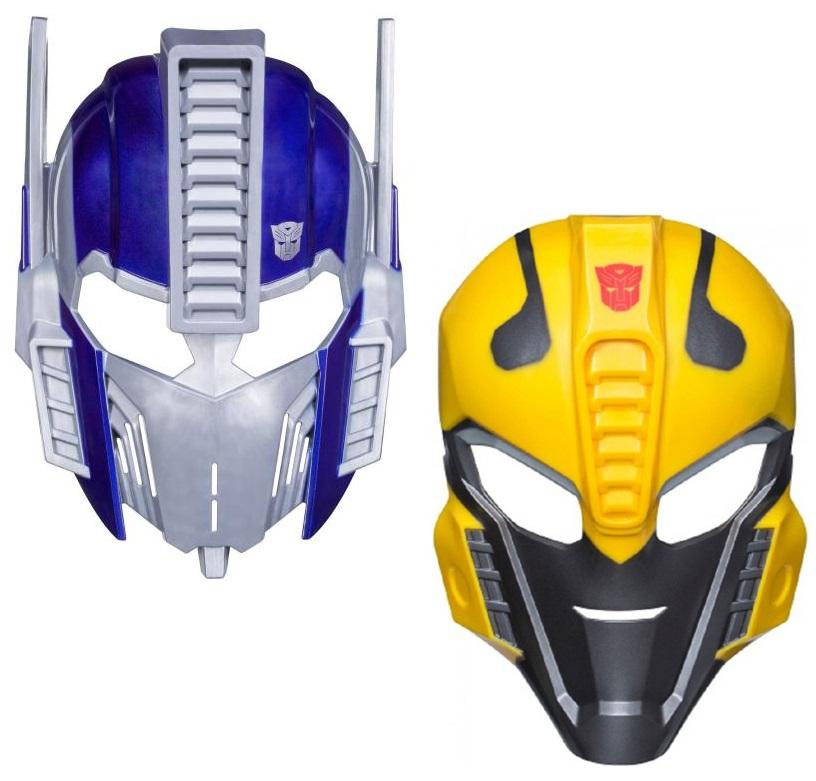 Transformers. Маска любимых героев фильма Трансформеры 5Карнавальные маски и колпаки<br>Transformers. Маска любимых героев фильма Трансформеры 5<br>