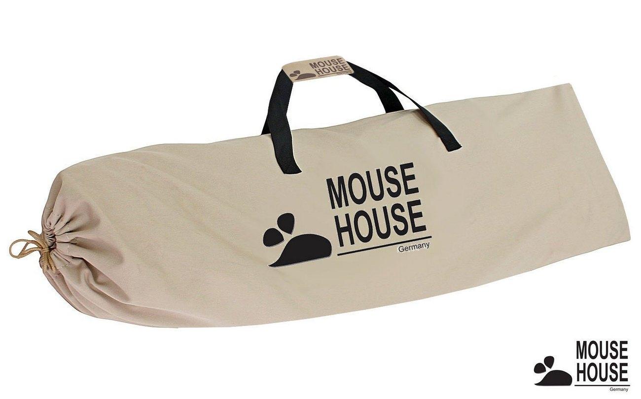 b11bc3a7d7ed Подвесной гамак-качели, диаметр 110 см, джинс светлый от Mouse House ...