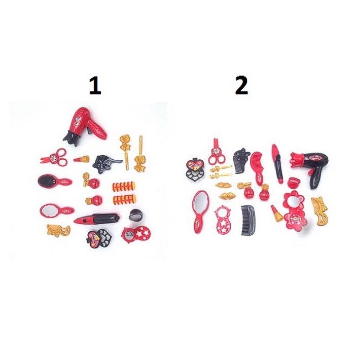 Набор для юных модниц в чемоданчике - Салон красоты, 2 видаЮная модница, салон красоты<br>Набор для юных модниц в чемоданчике - Салон красоты, 2 вида<br>
