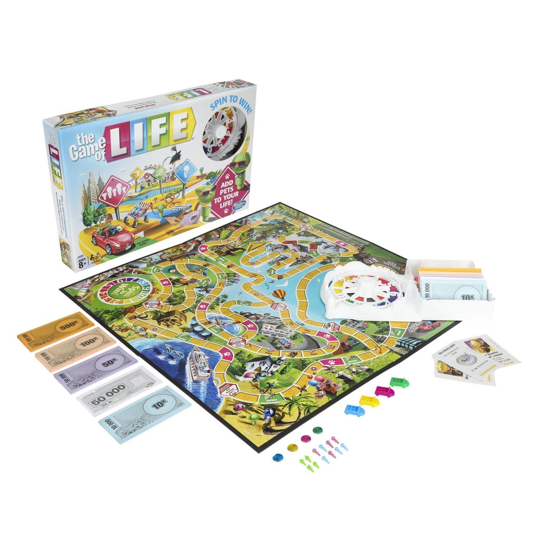 Настольная игра - Игра в жизнь