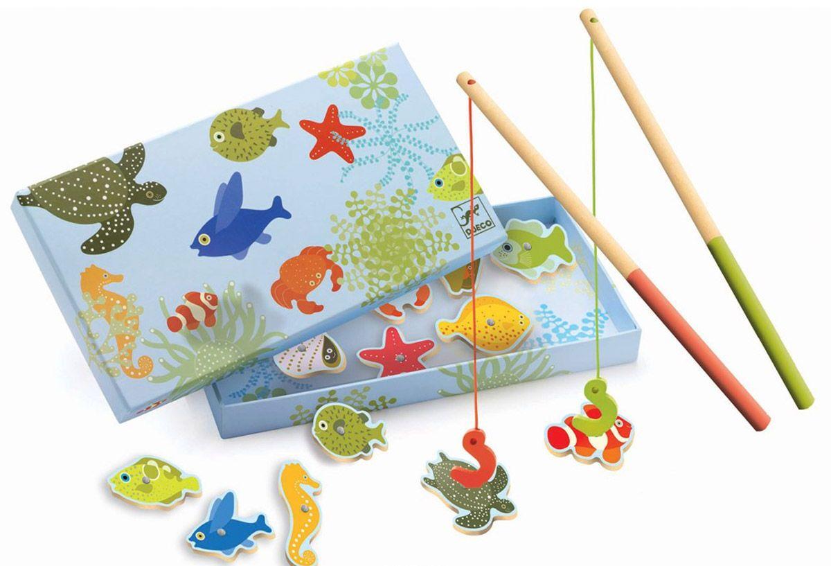 Магнитная игра - Тропическая рыбалкаИгры<br>Магнитная игра - Тропическая рыбалка<br>