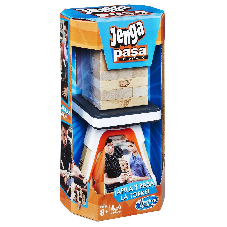 Купить Игра настольная - Дженга Челлендж, Hasbro